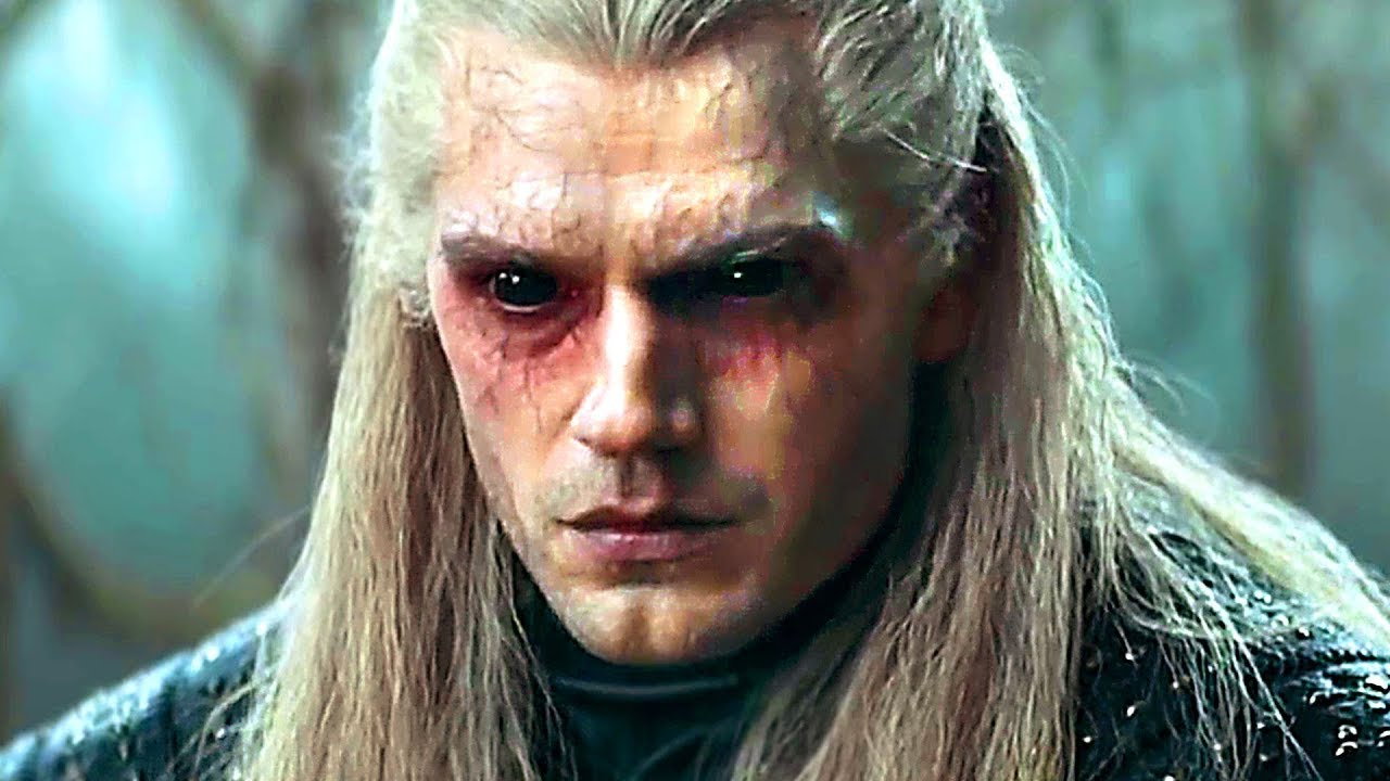 THE WITCHER Bande Annonce (2019) Henry Cavill, Série Netflix