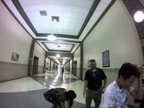 Testing out the new addition to the Tech Lab - Go Pro Camera!