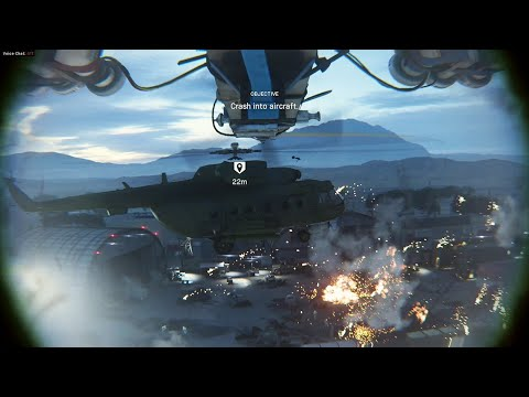 RC Planes to Shoot Down Russian Choppers - Proxy War - Call of Duty: Modern Warfare ( 2019 )