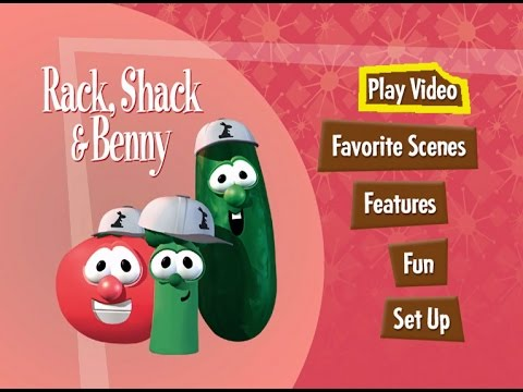 Veggietales Rack Shack And Benny Dvd   www.pixshark.com ...