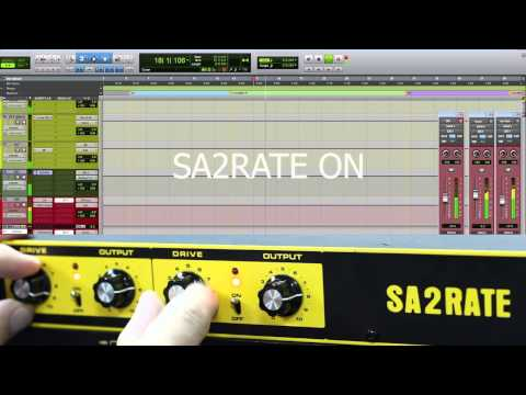 LOOPTROTTER AUDIO SA2RATE - demo na grupach instrumentów / wokalu w miksie.