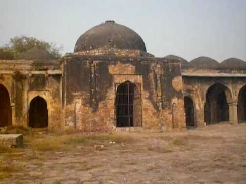 Delhiwonders : The Royal Begumpur Mosque, Jahanpanah