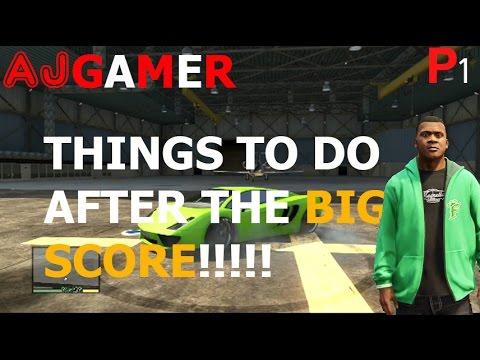 The big score gta 5 best option