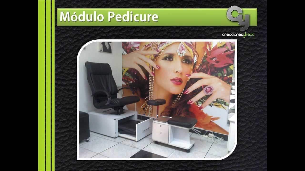 Muebles decoraci n dise o salones de belleza peluquer as y for Abrir un salon de belleza