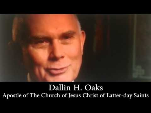 Dallin H. Oaks as featured on PBS Mormons 2007