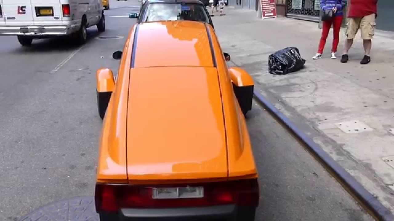 The $6,800, 84 Mpg Elio In Manhattan   YouTube