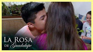 La Rosa de Guadalupe: Domingo e Ilse viven un amor puro y sincero   Un amor inolvidable