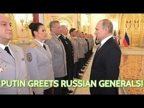 Putin: Russian Army Must Combine Its Ancient Military Traditions With Cutting Edge Knowledge!