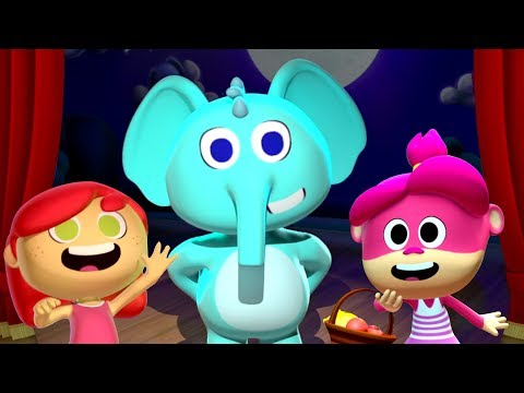 Trompita The Elephant | Song For Babies | Kids Stories - Kids Baby Club