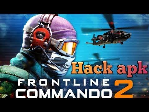 Frontline commando 2 hack apk