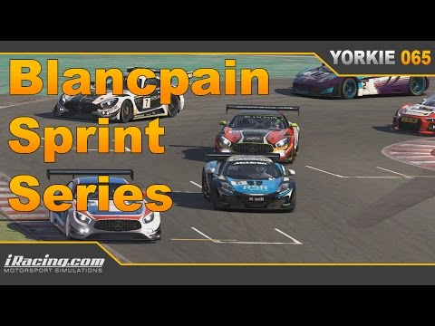 iRacing: Blancpain Sprint Series - Spa Francorchamps [For The Lead]