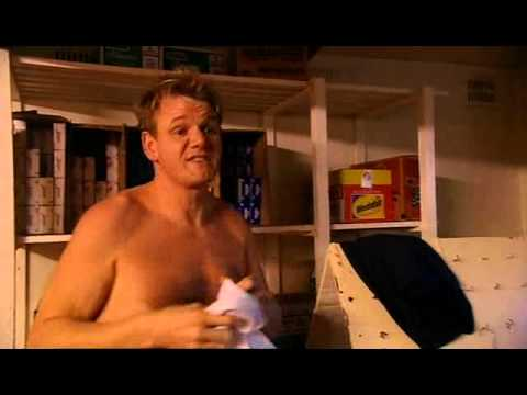 his shirt off on kitchen nightmares uk season 03 episode 04 youtube
