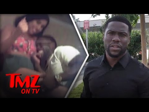 Kevin Hart – Happily Married Man?  TMZ TV