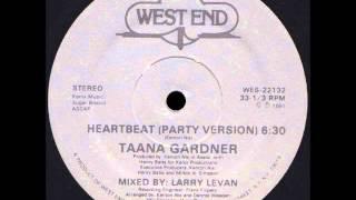 TAANA GARDNER - heartbeat (party version) 81