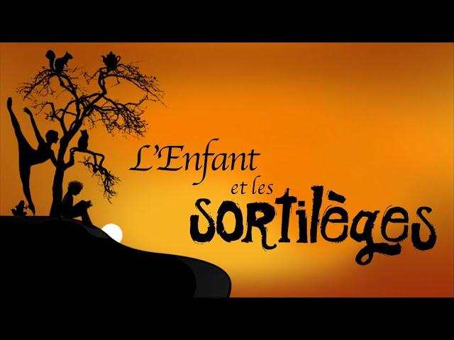 L'Enfant et les Sortilèges - Ravel - Elsa Godard & Damien Luce