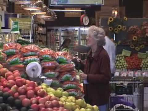 A Seattle co-op as green grocer