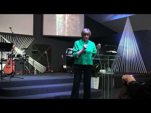 Rev Dr Margaret Court on Grace