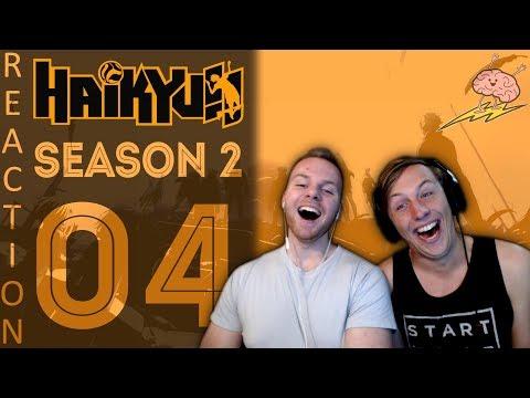 SOS Bros React - Haikyuu Season 2 Episode 4 - Meeting New Teams!!