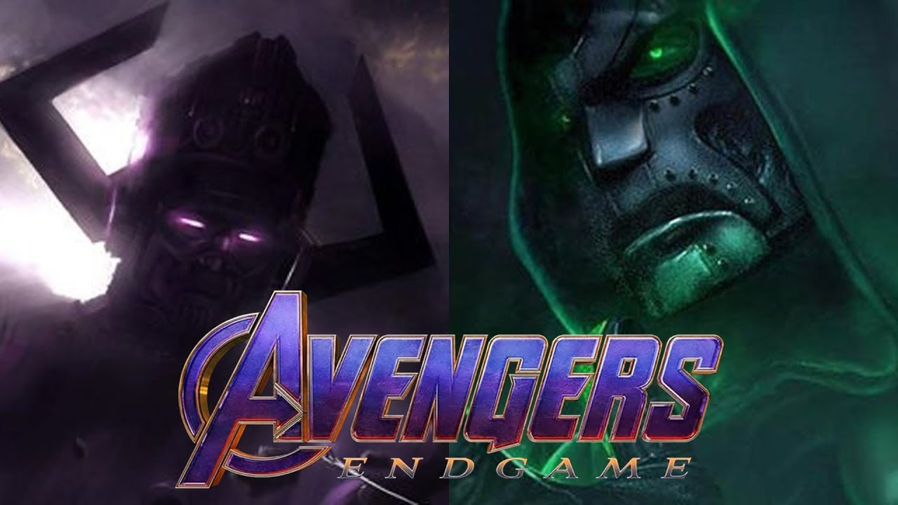 GALACTUS AND DR DOOM AVENGERS ENDGAME POST CREDIT SCENE CONFIRMED?