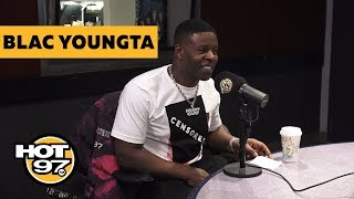 Blac Youngsta On Making $1 Million In 223 Days, Marrying Couples & Challenges Any Boxer To A Fight