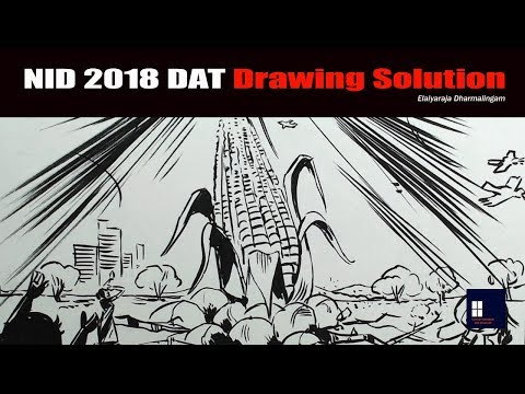 NID 2018 DAT Question & Answer