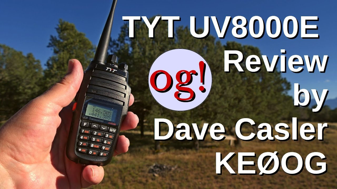 Testing the NEW GD-55+ for DMR (#80) - YouTube