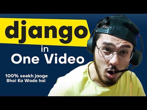 Django Tutorial In Hindi
