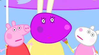 Peppa Pig Official Channel  Peppa Pig&#39s Fun Time at the Children&#39s Fete