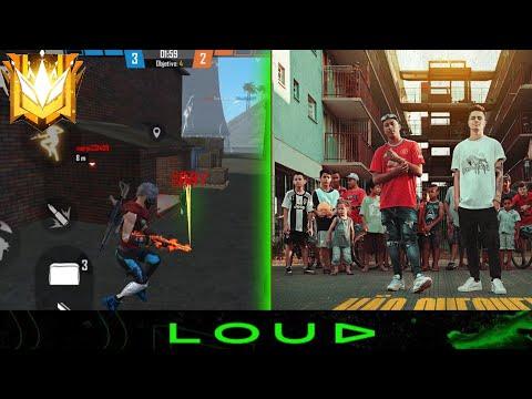 Não Cheguei – Guxta ft. LOUD Coringa (Videoclipe Oficial)        💚          highlights Free fire 🔥