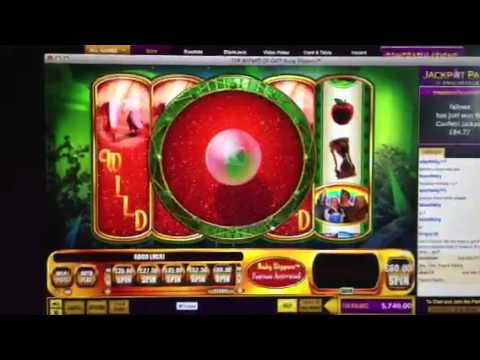 Play Wizard Of Oz Slots For Fun