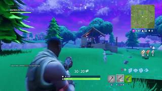 FORTNITE GLITCH TO THE MAP #EPICGAMES BATTLE ROYALE