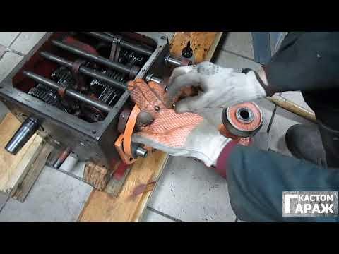 1А616 Коробка скоростей, дефектация  Восстановление табличек токарного станка