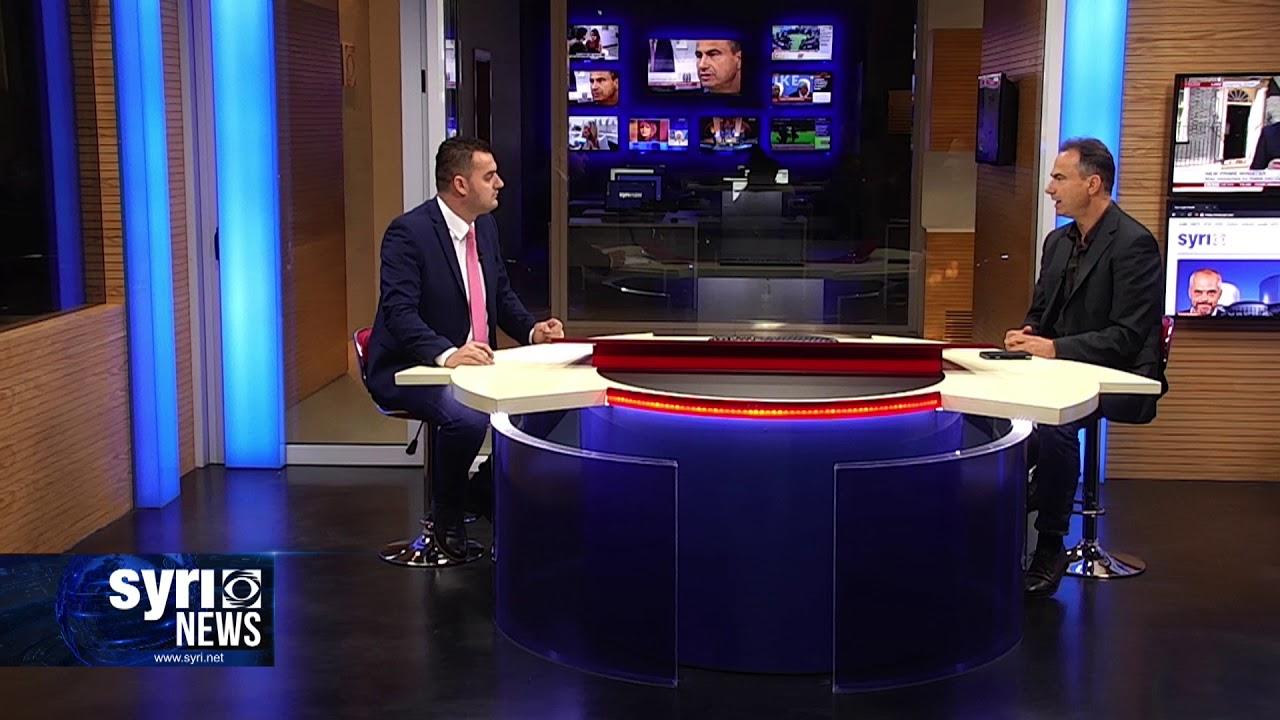 Intervista ne Syri Net i ftuar ne studio Luçiano Boçi