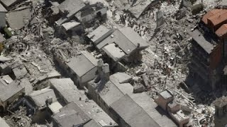 AP Photographer Recounts Italian Quake Disaster