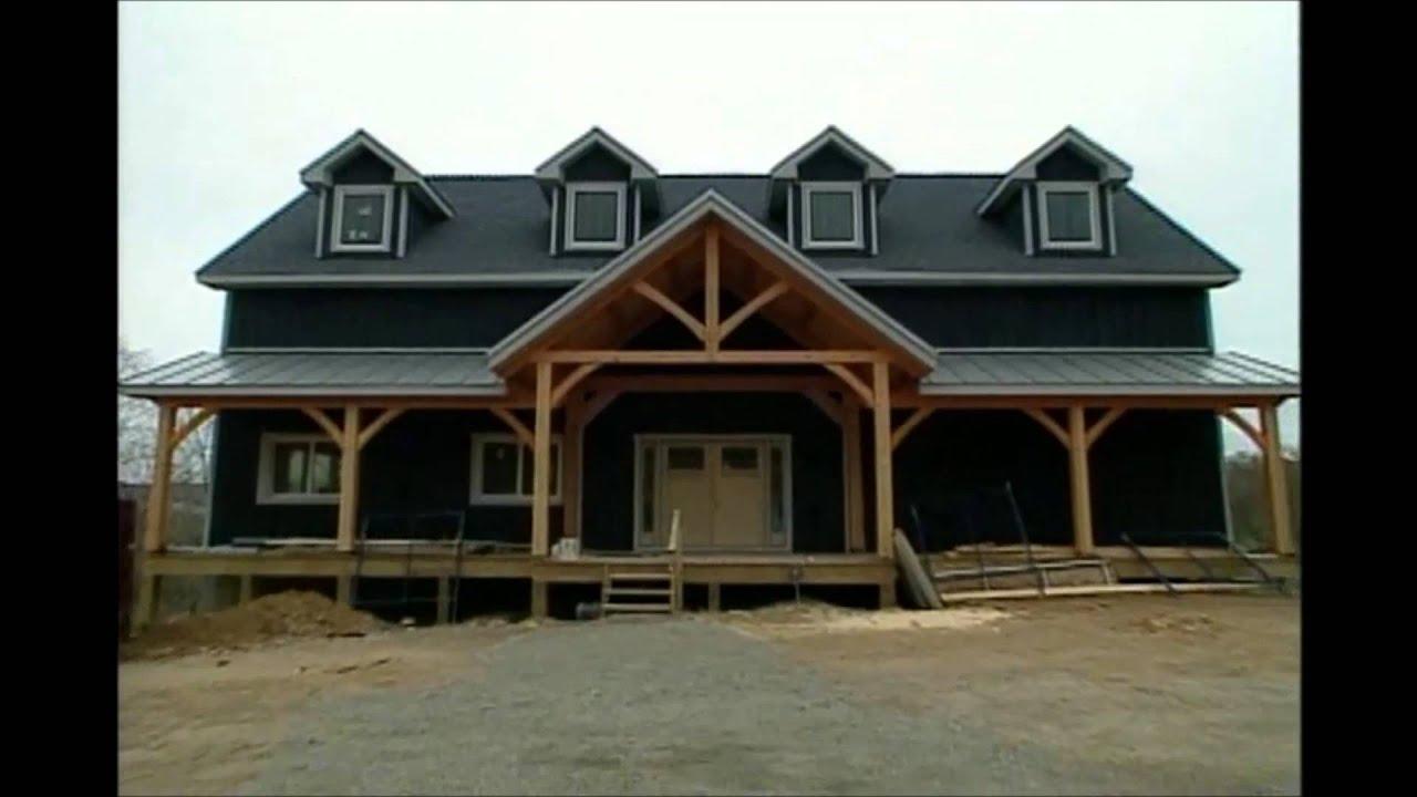 Dream House - Notaviva Vineyards & Lancaster County Timber Frames ...