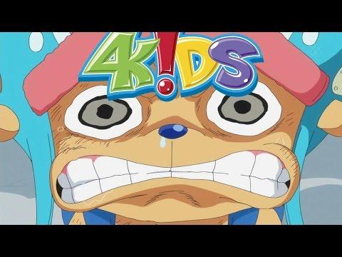 Tekking VS. 4kids One Piece: TONY TONY CHOPPER  EDITION