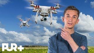 pur+ Drohnenrettung bei der Feuerwehr - ZDFtivi