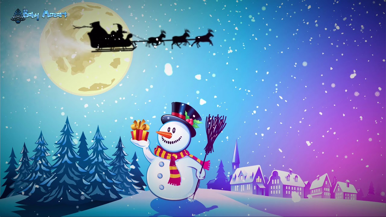 Christmas Music ❅ The most beatiful christmas songs and carols by Baby Mozart ❅