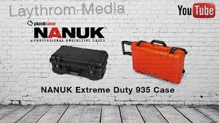 Plasticase Nanuk 935 Hard Case Review