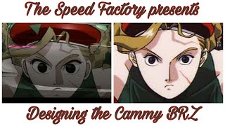 The Speed Factory presents: Designing Cammy  (Need For Speed Payback)