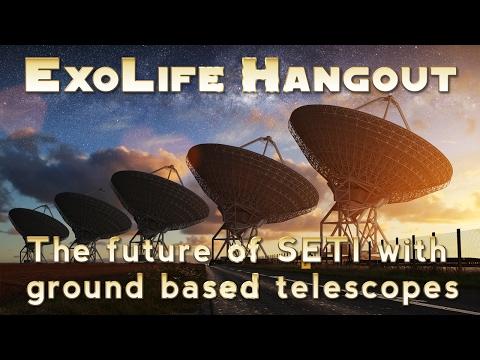 The Future of SETI w/ Ground-Based Telescopes