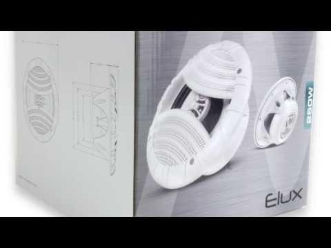 VM Audio 6.5-Inch Full Range Marine Speakers (Pair) | EXS652M