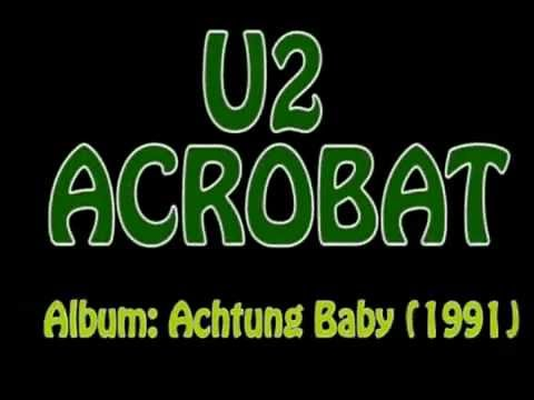 u2 acrobat lyrics