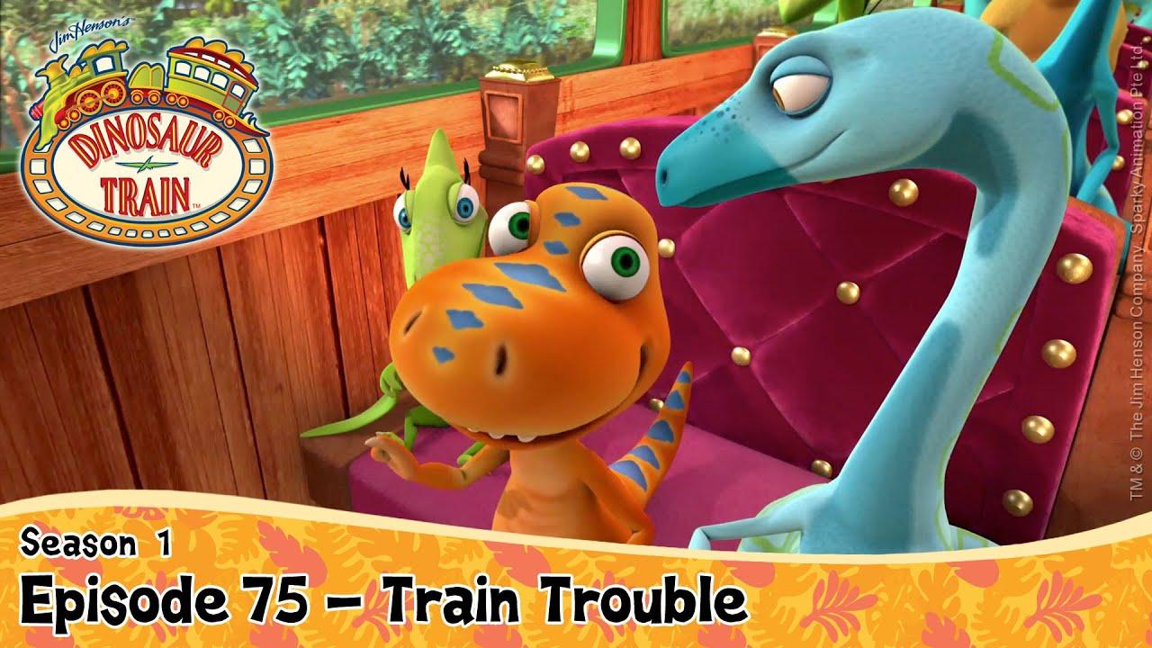 DINOSAUR TRAIN:きょうりゅう列車