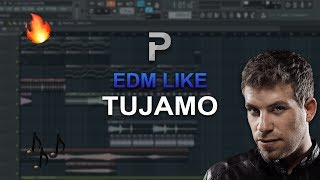 HOW TO MAKE: EDM Like Tujamo - FL Studio tutorial