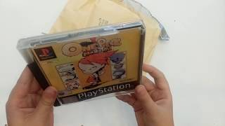 unboxing One piece  mansion PLAYSTATION