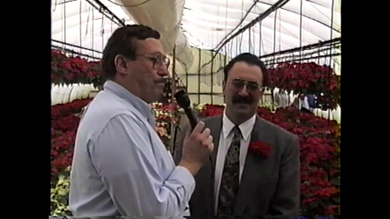 Clark's Flower Shop  11-26-95
