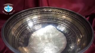Поющие чаши исцеление Поющая чаша Будда Медецины 25 5 см 135 Гц нота До диез
