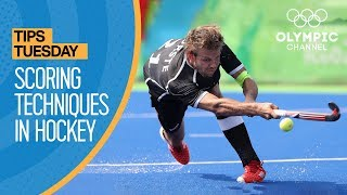 How to Hit the Ball to Score ft. Robert Kemperman | Olympians' Tips