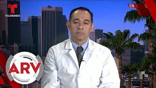 Coronavirus: Experto revela la mejor manera de protegerse contra el virus | Al Rojo Vivo | Telemundo